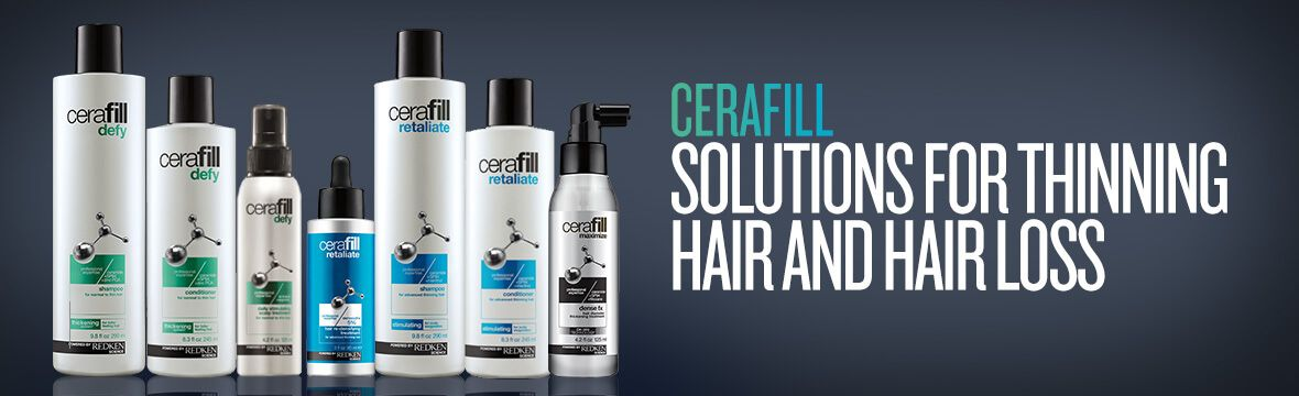 Redken Уход за волосами Cerafill