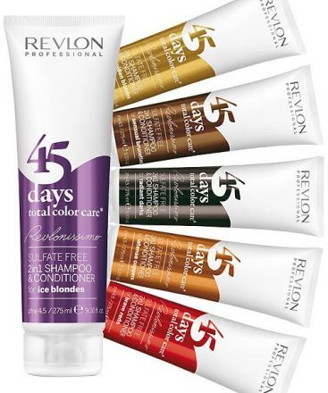 Revlon Color Care Оттеночный шампунь-кондиционер 45 days