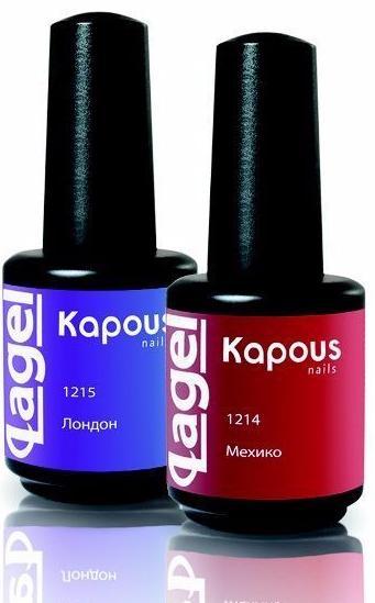 Kapous Manicure Термо гель-лак Lagel