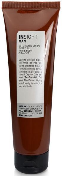 Insigh Man Очищающее средство для волос и тела