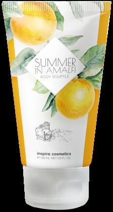 Inspira Summer in Amalfi Крем-суфле для тела Body Souffle