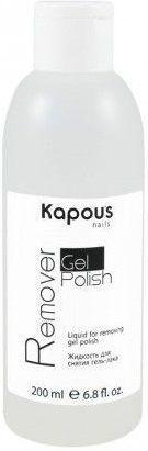 Kapous Manicure Lagel Жидкость для снятия гель-лака Gel Polish Remover