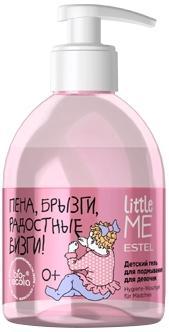 Estel Little Me Детский гель для подмывания для девочек
