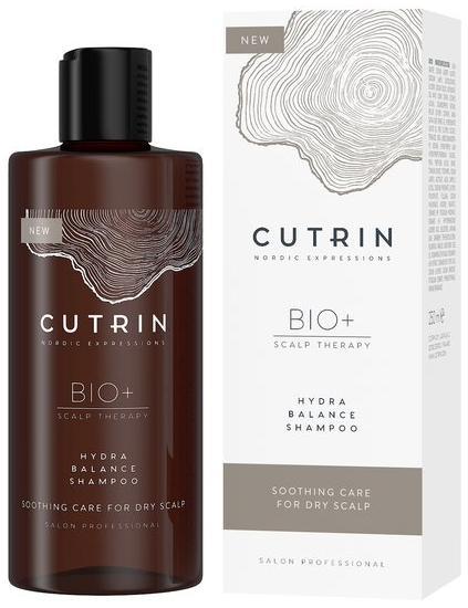 Cutrin Bio+ Hydra Balance Шампунь для увлажнения кожи головы