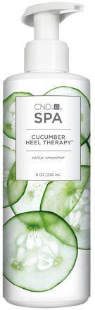 CND SPA Cucumber Heel Therapy Сыворотка для глубокого пилинга Callus Smoother