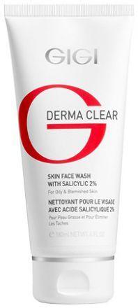 GIGI Derma Clear Мусс очищающий для проблемной кожи