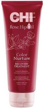 CHI Rose Hip Oil Маска для волос  с экстрактом лепестков роз