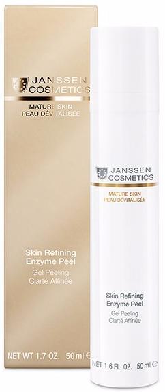 Janssen Mature Skin Обновляющий энзимный гель Skin Refining Enzyme Peel