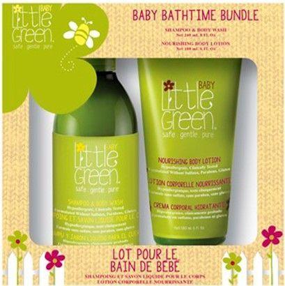 Little Green Baby Набор