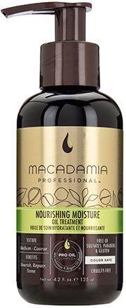 Macadamia Professional Масло-уход увлажняющее
