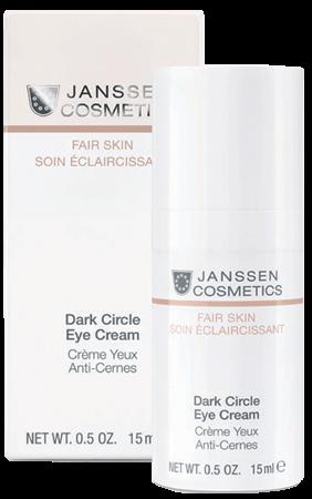 Janssen Fair Skin Универсальный увлажняющий крем для глаз Dark Circle