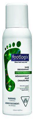 Footlogix Дезодорант для обуви