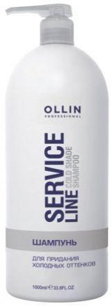Ollin SL Шампунь для придания холодных оттенков