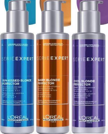 Loreal Blondifier Powermix Бустер для эффектов на светлых волосах