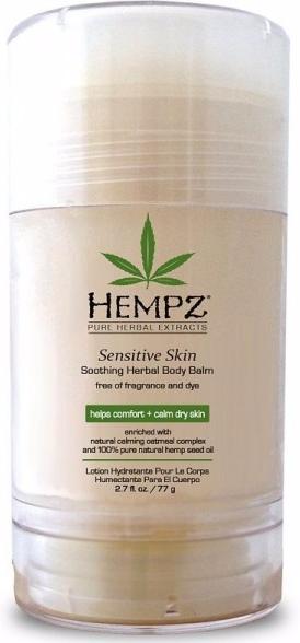 Hempz Бальзам для тела увлажняющий чувствительная кожа Body Balm