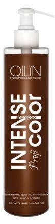 Ollin Intense Profi Color Шампунь для коричневых оттенков волос