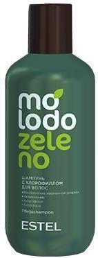 Estel Molodo Zeleno Шампунь для волос с хлорофиллом