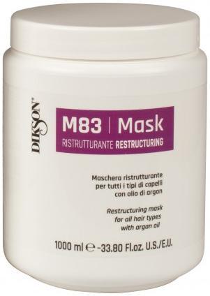 Dikson SM Line Восстанавливающая маска для всех типов волос M83 Restructuring