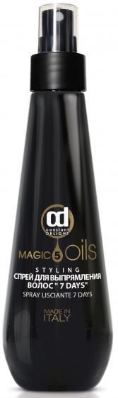 Constant Delight 5 Magic Oils Спрей для выпрямления волос 7 days