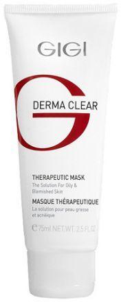 GIGI Derma Clear Therapeutic Mask Маска для лица терапевтическая