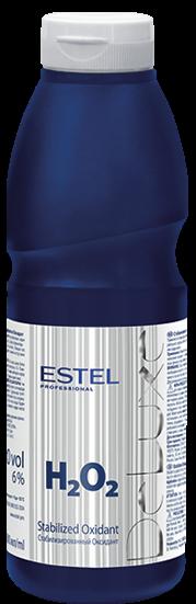 Estel De Luxe Оксигент или активатор