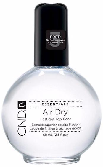 CND Air Dry Верхнее покрытие с эффектом быстрой сушки лака