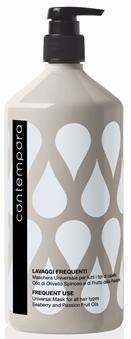 Barex Contempora Маска для всех типов волос с маслом облепихи и маслом маракуйи