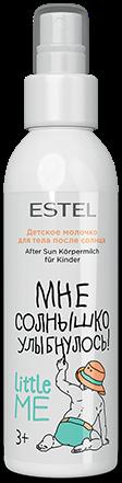 Estel Little Me Детское молочко для тела после солнца