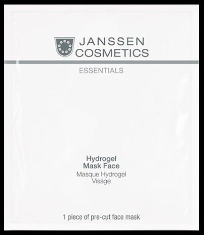 Janssen Укрепляющаягидрогель-маска для лица Hydrogel Mask Face
