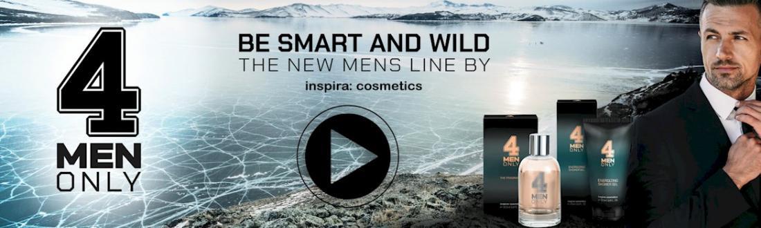 Inspira Cosmetics 4 Men Only