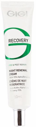 GIGI Recovery Ночной обновляющий крем