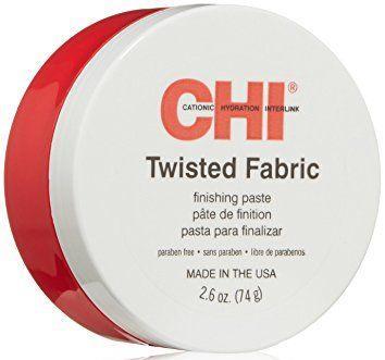 CHI Thermal Styling Гель-паста для волос Кручёное волокно Twisted Fabric