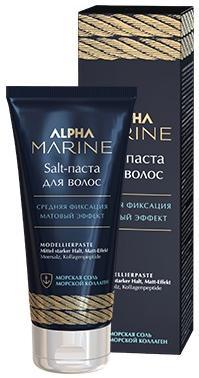 Estel Alpha Marine Паста для волос с матовым эффектом Salt