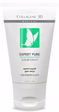 Medical Collagen 3D Крем-скраб для лица Expert pure scrub cream