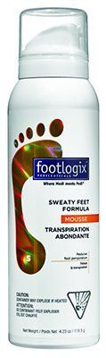 Footlogix Антиперспирант для ног