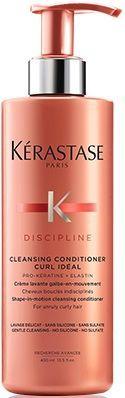 Kerastase Discipline Очищающий кондиционер для вьющихся волос Curl