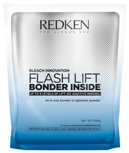 Redken Осветляющая пудра Flash Lift Bonder Inside