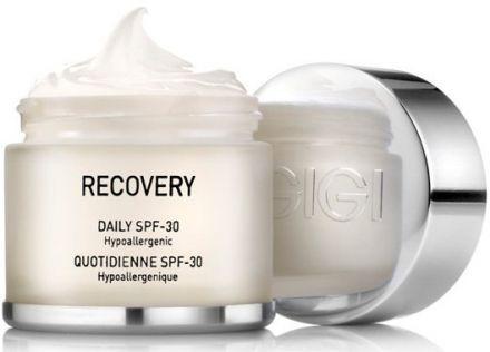 GIGI Recovery Крем увлажняющий восстанавливающий SPF 30