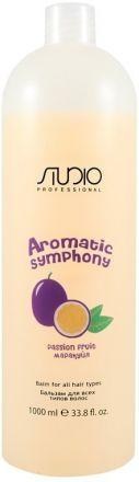 Kapous Studio Care Бальзам для всех типов волос Маракуйя Aromatic Symphony