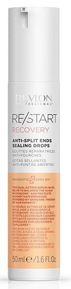 Revlon ReStart Recovery Капли для запечатывания секущихся кончиков