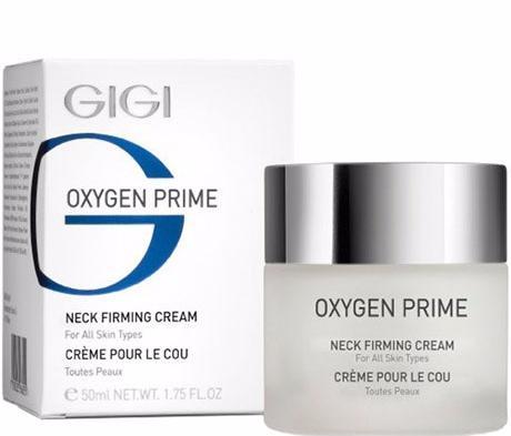GIGI Oxygen Prime Крем для шеи укрепляющий