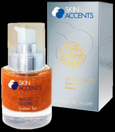 Inspira Skin Accents Активатор загара Magic Glow