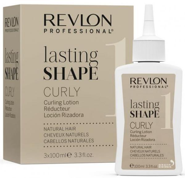 Revlon Lasting Shape Лосьон для химической завивки волос