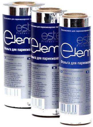 Estel Element Фольга для парикмахерских работ