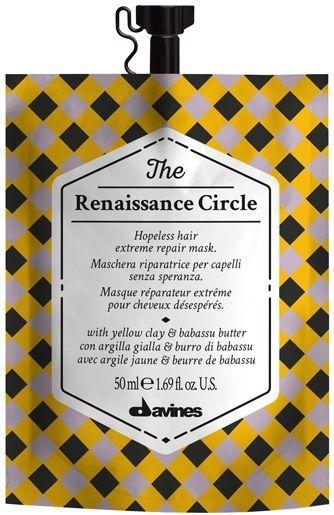 Davines The Circle Chronicles Маска Extreme восстановление для безнадёжных волос
