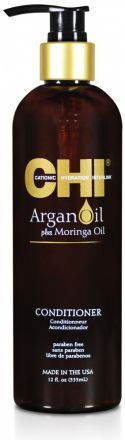 CHI Argan Oil Кондиционер с маслом Арганы и маслом Моринга