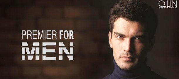 OLLIN Professional Premier for Men - купить в интернет магазине