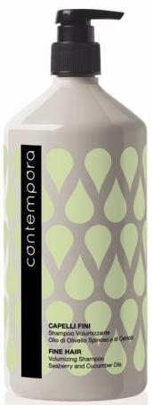 Barex Contempora Шампунь для придания объема с маслом облепихи и огуречным маслом