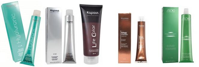 Kapous Professional Всё для окрашивания Краска для волос