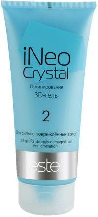 Estel iNeo Crystal 3D-гель для сильно повреждённых волос
